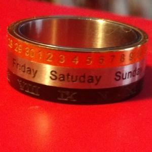 Calendar ring